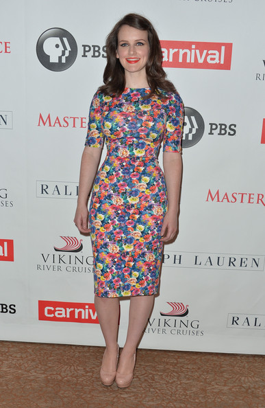 sophie mcshera measurements