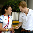 Sophie Hosking Olympics - Day 13 - Royals at the Olympics