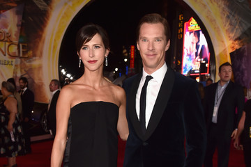 Sophie Hunter The Los Angeles World Premiere of Marvel Studios' 'Doctor Strange'