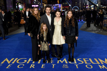 Sophie Levy 'Night at the Museum: Secret of the Tomb' Premiere