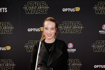 Sophie Lowe 'Star Wars: The Force Awakens' Australian Premiere - Arrivals