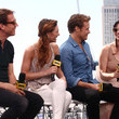 Sophie Skelton #IMDboat at San Diego Comic-Con 2017: Day Two