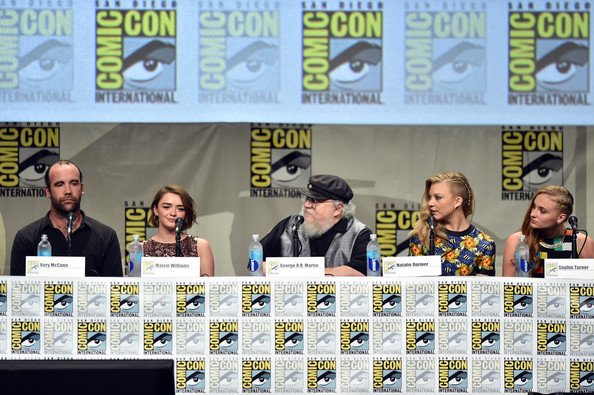 'Game of Thrones' Panel at Comic-Con