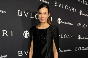 Sophie Winkleman BVLGARI And Save The Children Pre-Oscar Event - Red Carpet