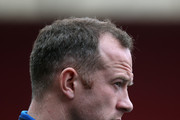 Charlie Adam of Stoke City looks on prior to the Premier League match between Southampton and Stoke City at St Mary's Stadium on March 3, 2018 in Southampton, England.