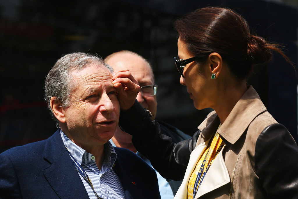 Jean Todt Michelle Yeoh Photos Photos - Spanish F1 Grand ...
