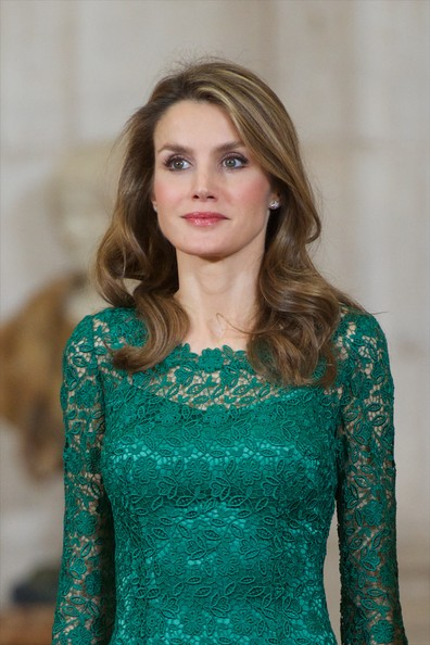 Spanish Royals Attend Olympic Committee Dinner