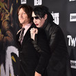 Marilyn Manson and Norman Reedus Photos