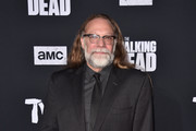 """Greg NIcotero attends the Season 10 Special Screening of AMC's """"The Walking Dead"""" at Chinese 6 Theater– Hollywood on September 23, 2019 in Hollywood, California."""
