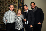 Kenneth Cole and Cheyenne Jackson Photos - 1 of 40 Photo