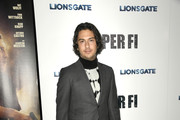 """Nat Wolff, attends a Special Screening Of Lionsgate's """"Semper Fi"""" at ArcLight Hollywood on September 24, 2019 in Hollywood, California."""