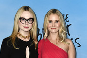 """Elle Fanning and Virginia Gardner attend a Special Screening Of Netflix's """"All The Bright Places"""" at ArcLight Hollywood on February 24, 2020 in Hollywood, California."""