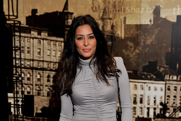 Laila Rouass The Specsavers Crime Thriller Awards 2010 - Arrivals
