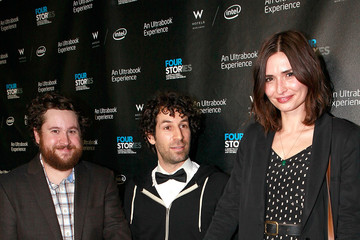 """Spencer Susser Karolina Wydra Intel And W Hotels Present The """"Four Stories"""" Film Series"""