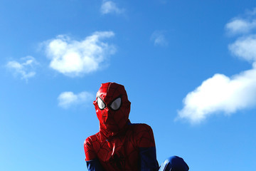Spider-Man South Africans & The Amazing Spider-Man Pledge To Be Super Heroes For The Planet