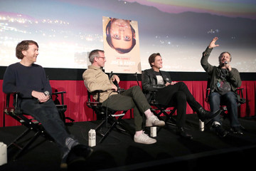 Spike Jonze AFI FEST 2017 Presented By Audi - 'Jim & Andy: The Great Beyond - Featuring a Very Special, Contractually Obligated Mention of Tony Clifton'