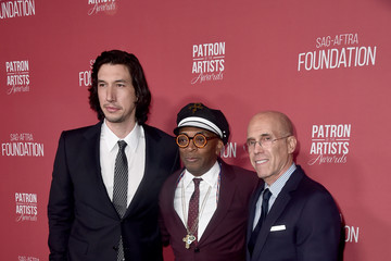Spike Lee SAG-AFTRA Foundation's 3rd Annual Patron Of The Artists Awards - Arrivals