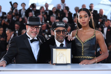 Spike Lee Palme D'Or Winner Photocall - The 71st Annual Cannes Film Festival