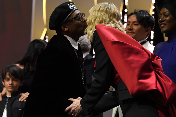 b0935dfa5 Spike Lee and Cate Blanchett Photos Photos - Closing Ceremony - The ...