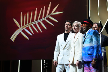 Spike Lee Jessica Hausner Closing Ceremony - The 74th Annual Cannes Film Festival