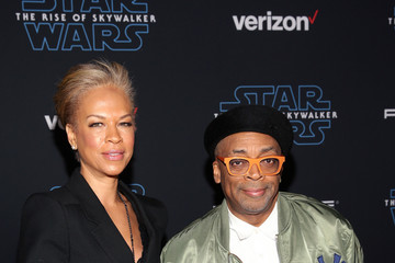 "Spike Lee Tonya Lewis Lee World Premiere Of ""Star Wars: The Rise of Skywalker"""