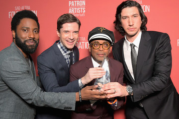 Spike Lee Topher Grace SAG-AFTRA Foundation's 3rd Annual Patron of the Artists Awards
