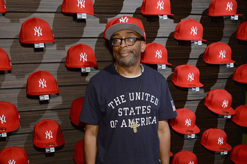 Spike Lee New Era Heritage Series Launch Event