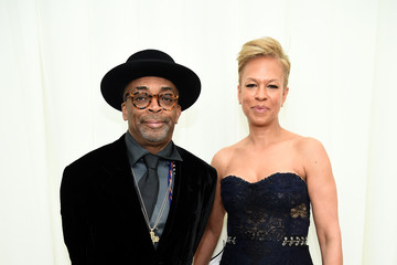 Spike Lee 26th Annual Elton John AIDS Foundation Academy Awards Viewing Party sponsored by Bulgari, celebrating EJAF and the 90th Academy Awards - Red Carpet
