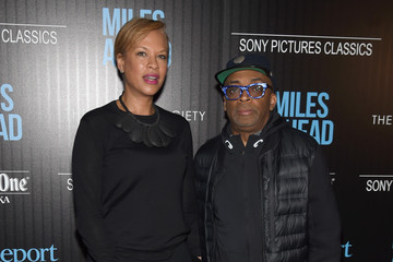 Spike Lee The Cinema Society with Ketel One and Robb Report Host a Screening of Sony Pictures Classics' 'Miles Ahead' - Arrivals
