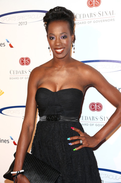 Destinee hooker pictures arrivals at the sports spectacular gala