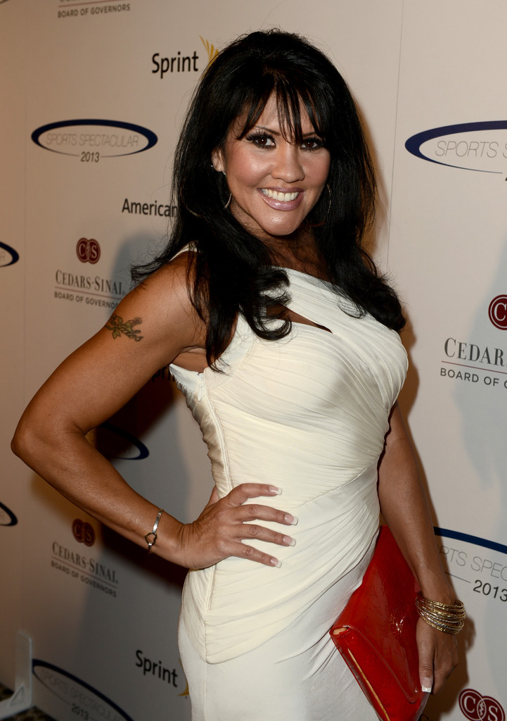 All Pro Trailers >> Mia St. John Photos Photos - Arrivals at the Sports ...