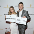 Jonathan Bennett and Astrid Swan McGuire Photos