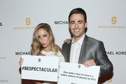 Jonathan Bennett and Astrid Swan McGuire Photos Photo