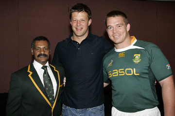 Bob Skinstad Springboks Captain's Run