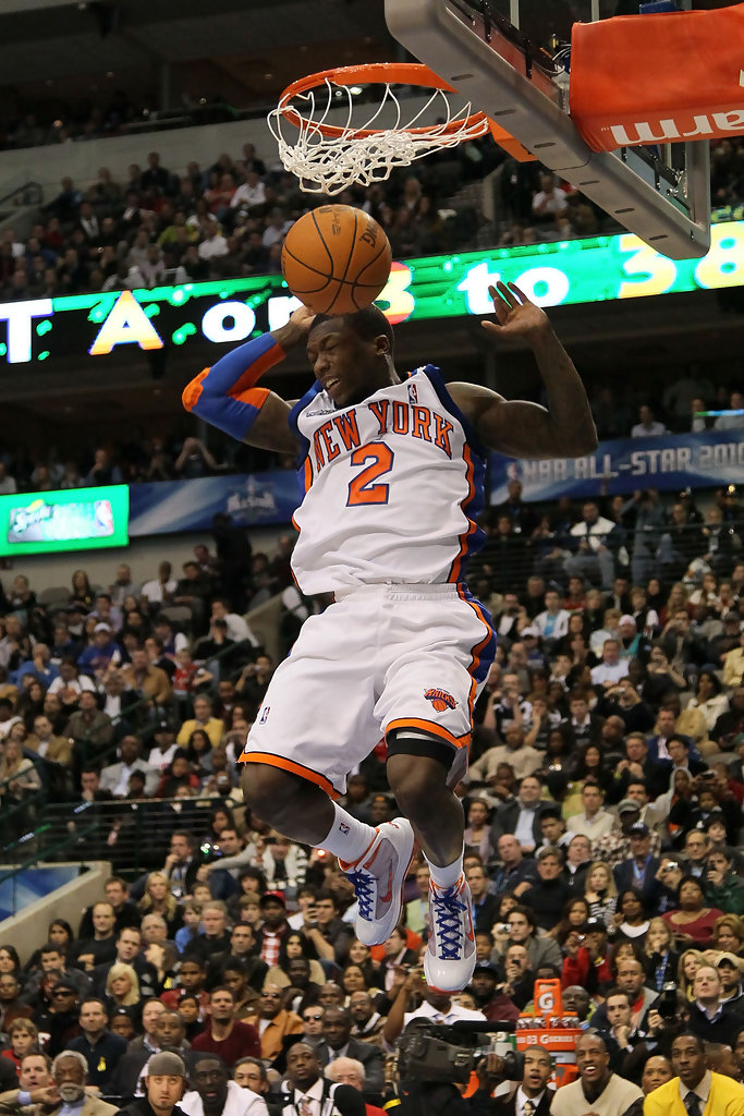Nate Robinson Photos - Sprite Slam Dunk Contest - Zimbio