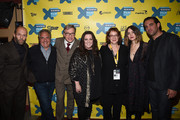 """(L-R) Actor Jason Statham, Jim Gianopulos, CEO of Fox Film Entertainment, director Paul Feig, Janet Pierson, SXSW Film Festival Director, actress Melissa McCarthy, actress Rose Byrne and actor Bobby Cannavale arrive at the premiere of """"Spy"""" during the 2015 SXSW Music, Film + Interactive Festival at the Paramount on March 15, 2015 in Austin, Texas."""