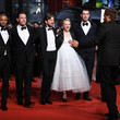 Elisabeth Moss and Dominic West