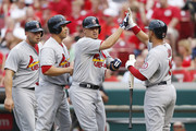 Carlos Beltran Matt Holliday Photos Photo