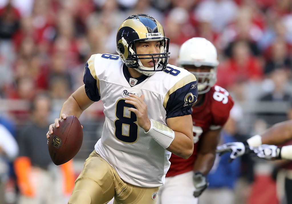 Sam Bradford In St Louis Rams V Arizona Cardinals Zimbio
