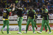 Andre Russell and Rovman Powell Photos Photo
