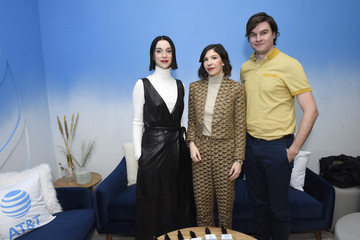 St. Vincent Carrie Brownstein WarnerMedia Lodge: Elevating Storytelling With AT&T - Day 2