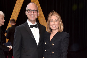 Stacey Snider 90th Annual Academy Awards - Executive Arrivals