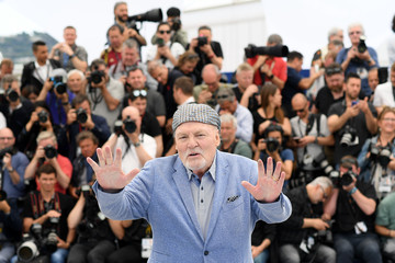 Stacy Keach Instant View - The 71st Annual Cannes Film Festival