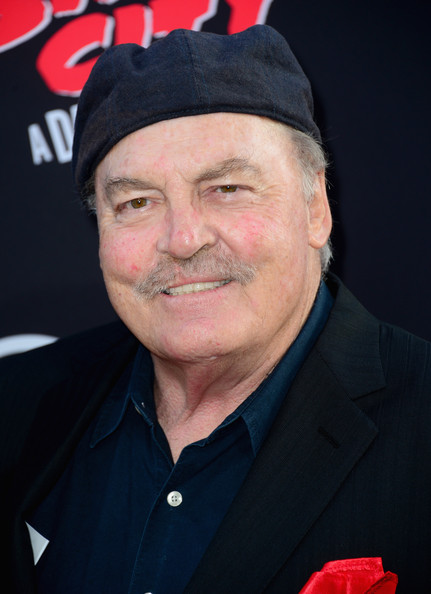 Stacy Keach Actor Stacy Keach attends Premiere of Dimension Films ...