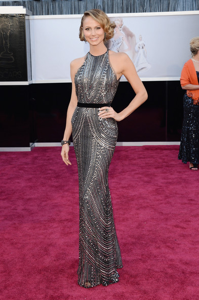 Stacy Keibler - 85th Annual Academy Awards - Arrivals