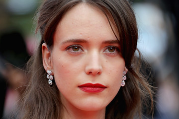Stacy Martin 'Sink Or Swim (Le Grand Bain)' Red Carpet Arrivals - The 71st Annual Cannes Film Festival