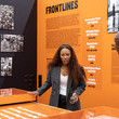 Stafford Scott Press View Of New Exhibition 'War Inna Babylon: The Community's Struggle For Truths And Rights'