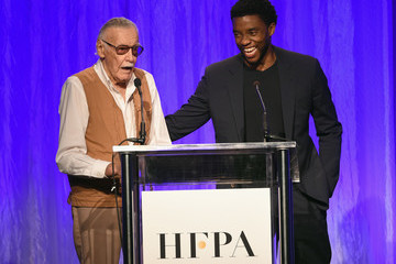 Stan Lee Hollywood Foreign Press Association's Grants Banquet - Show