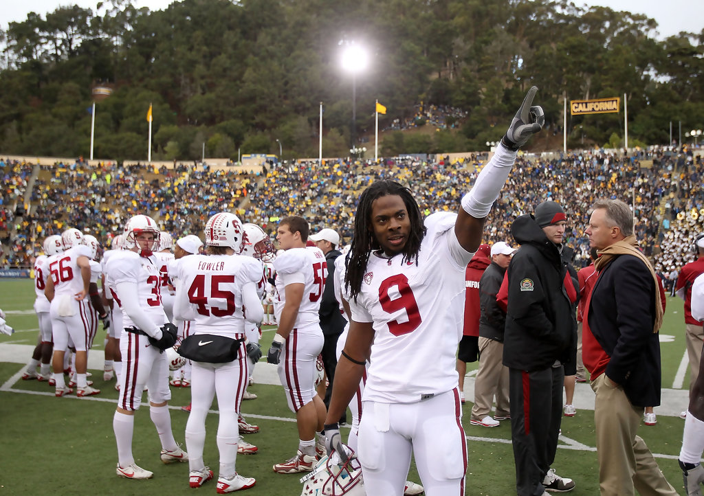 new styles 62604 d5f60 Richard Sherman Photos Photos - Stanford v California - Zimbio