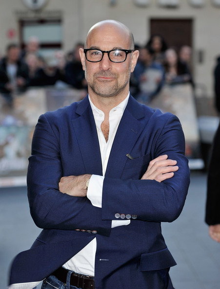 stanley tucci lucky luciano